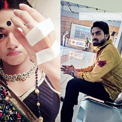 Injured Yug to take Kahani to hospital: Namak Issk Ka Spoiler